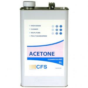 acetone - fibreglass roofing supplies