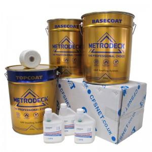 rp32 metrodeck roofing pack - fibreglass roofing supplies