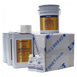 rp40 metrodeck roofing pack - fibreglass roofing supplies