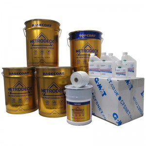 rp33 material pack - fibreglass roofing supplies