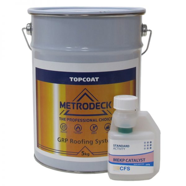 metrodeck roofing topcoat - fibreglass roofing supplies