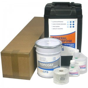rp11 material pack - fibreglass roofing supplies