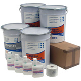 rp13 material pack - fibreglass roofing supplies