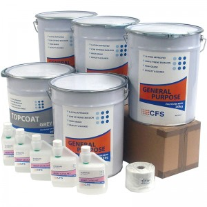 rp14 material pack - fibreglass roofing supplies