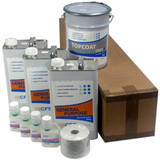 rp2 material pack - fibreglass roofing supplies
