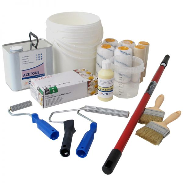 tp5 roofing tool pack - fibreglass roofing supplies