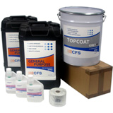 rp5 material pack - fibreglass roofing supplies