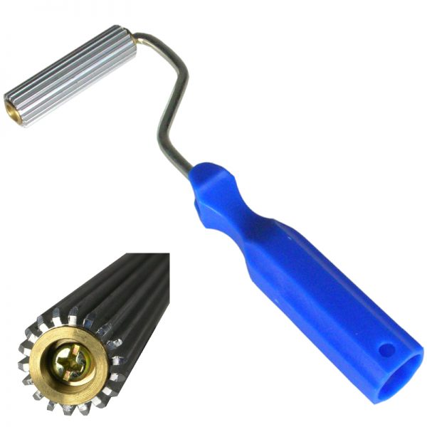 paddle roller - fibreglass roofing supplies